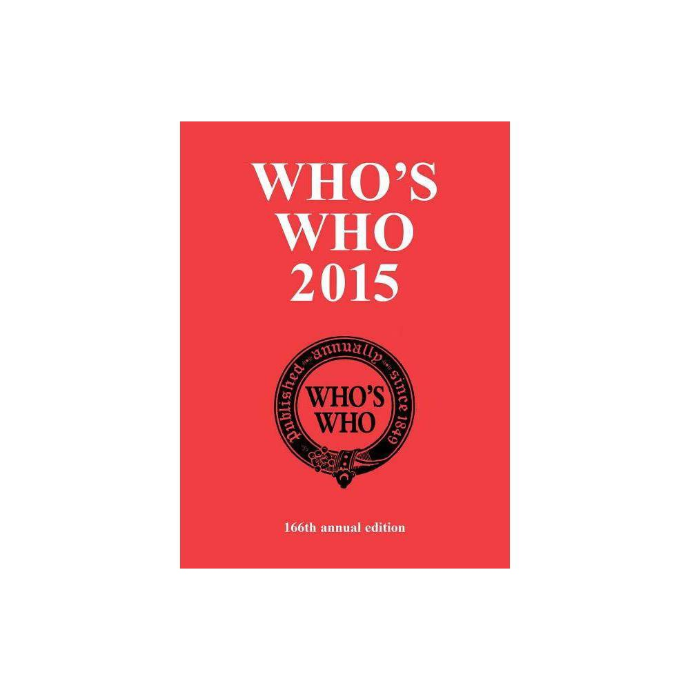 Who's Who - 167 Edition (Hardcover)