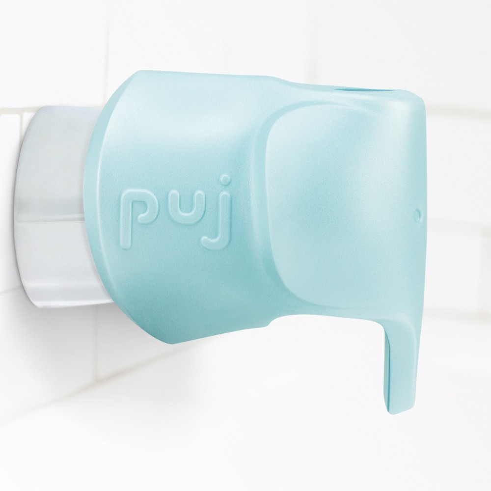 Image of Puj Snug Ultra Soft Spout Cover - Aqua, Blue
