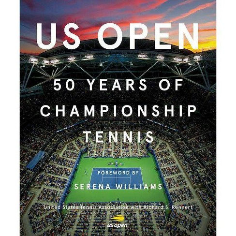 Us Open - by  United States Tennis Association (Hardcover) - image 1 of 1
