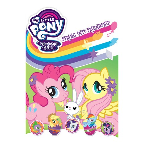 My Little Pony Spring Into Friendship DVD Target