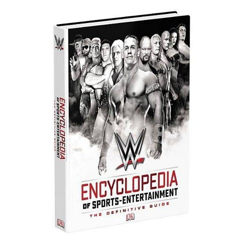 Wwe Encyclopedia of Sports Entertainment, 3rd Edition - (Hardcover) - image 1 of 1