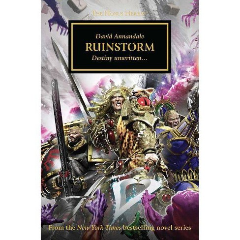 Ruinstorm - (Horus Heresy) by  David Annandale (Paperback) - image 1 of 1