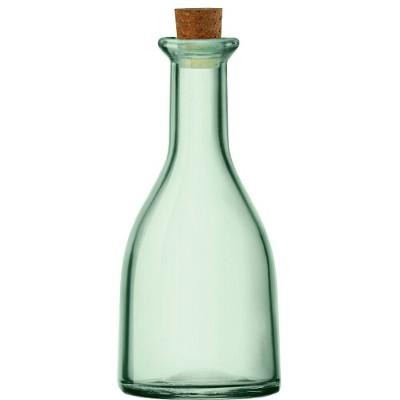 Bormioli Rocco 8.5oz Glass Gotica Bottle - Green