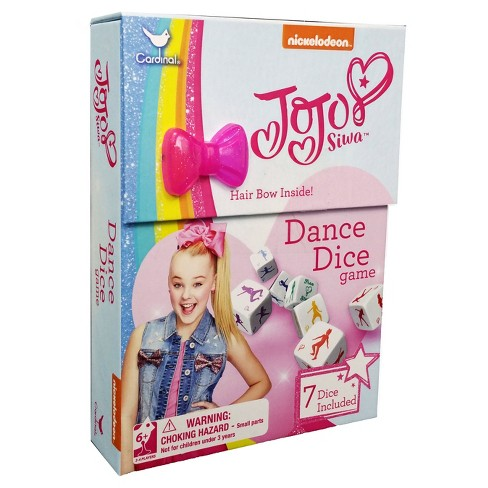 JoJo Siwa Dance Dice Game - image 1 of 3