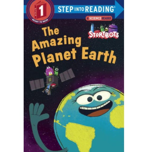 The Amazing Planet Earth (Paperback) (JibJab) - image 1 of 1