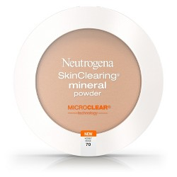 Neutrogena skin clearing pressed powder 70 honey Beige -3.8oz