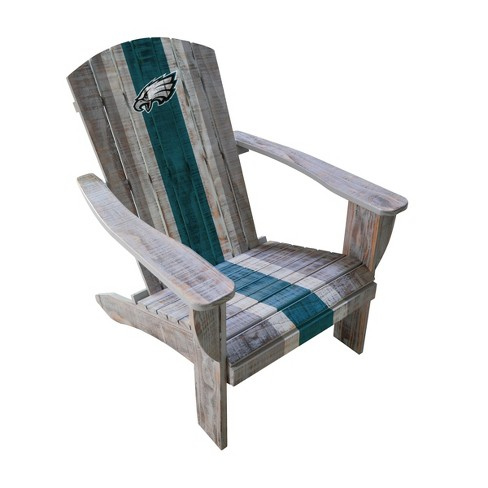 NFL Philadelphia Eagles Wooden Adirondack Chair - image 1 of 2