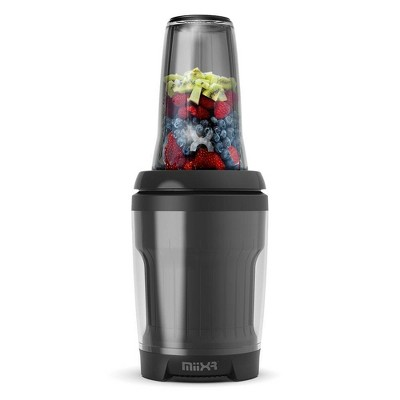 Promixx MiiXR X7 Performance Nutrition Blender - 7pc Set – Black