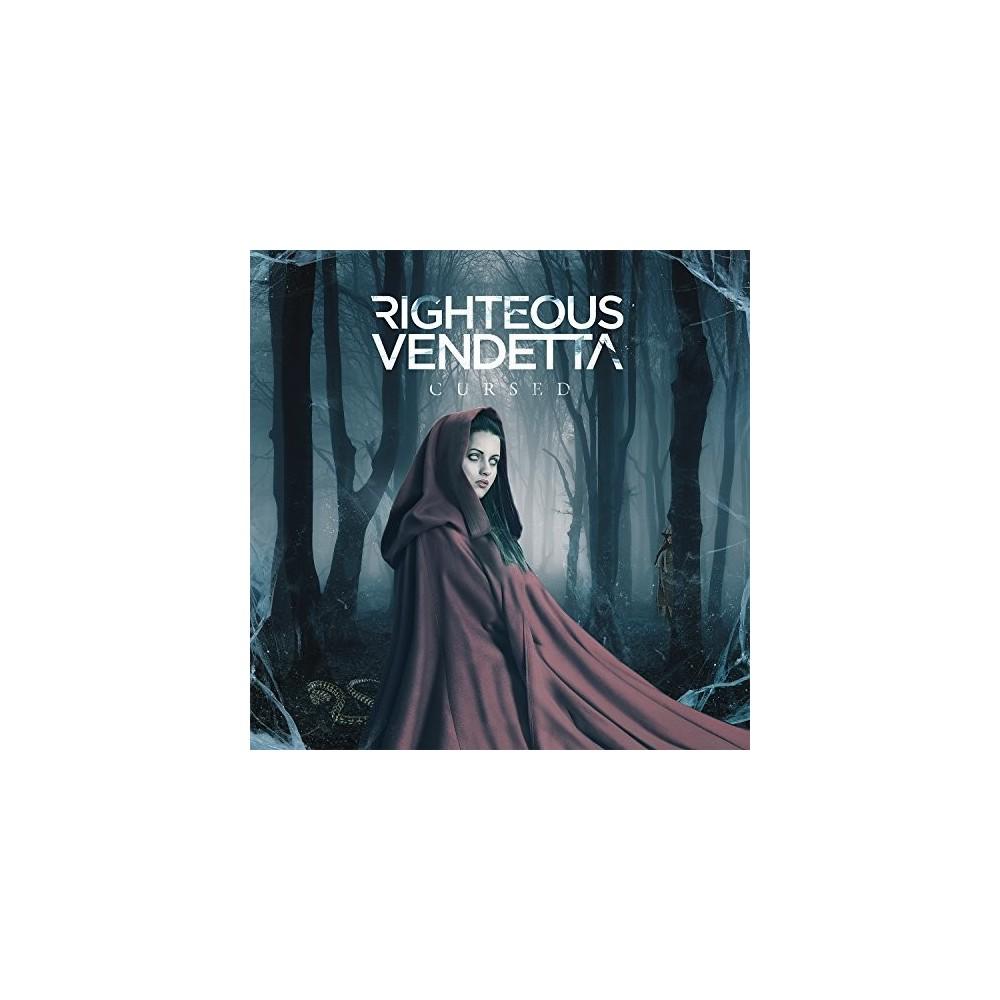 Righteous Vendetta - Cursed (CD)