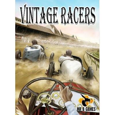 Vintage Racers Board Game