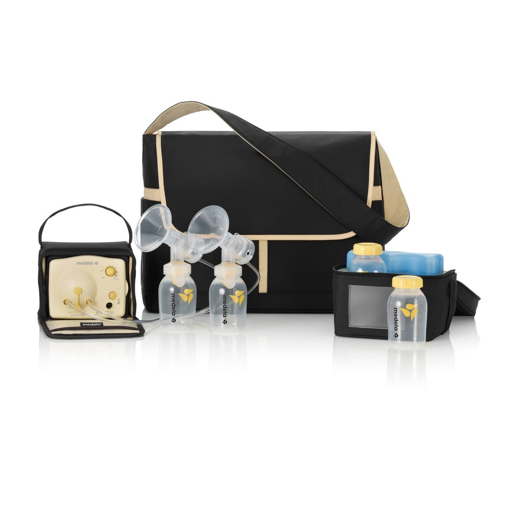 Image of Medela Pump In Style Double Electric Breast Pump with Metro Bag
