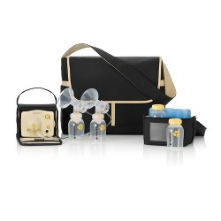 Medela Freestyle Hands Free Double Electric Breast Pump Target