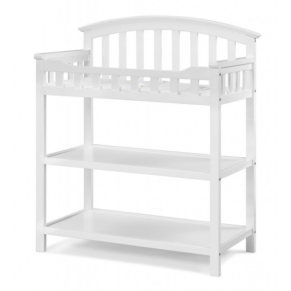 Image of Graco Changing Table - White