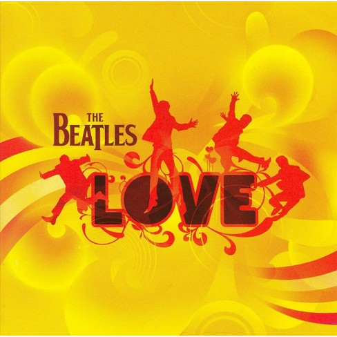 The Beatles - LOVE (CD) - image 1 of 1