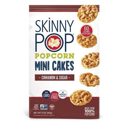 Popped Popcorn: SkinnyPop Popcorn Mini Cakes