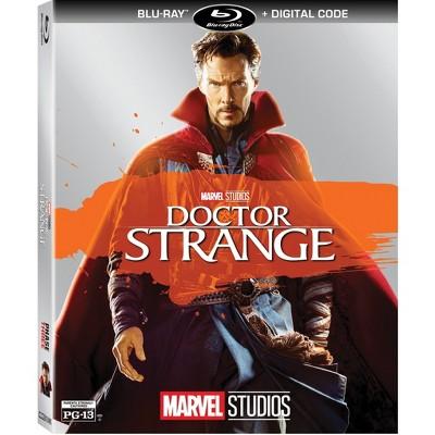 Marvel'S Doctor Strange (Blu-Ray + Digital)