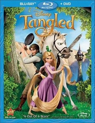 Tangled (2 Discs)(Blu-ray/DVD)
