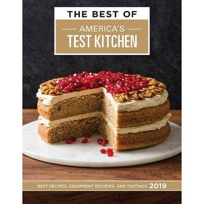 The Best of America's Test Kitchen 2019 - (Hardcover)