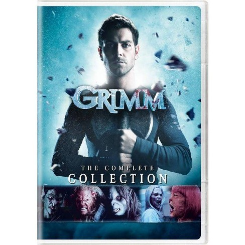 Grimm: The Complete Collection (DVD) - image 1 of 1