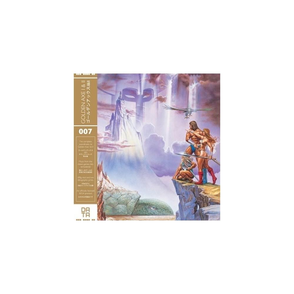 Naofumi Hataya - Golden Axe I & Ii (Ost) (Vinyl)