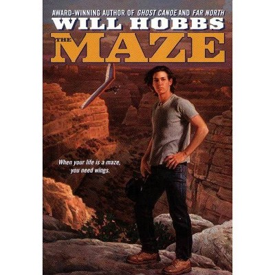 The Maze - by  Will Hobbs (Paperback)