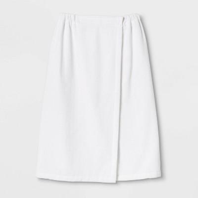 Bath Body Wrap True White - Room Essentials™