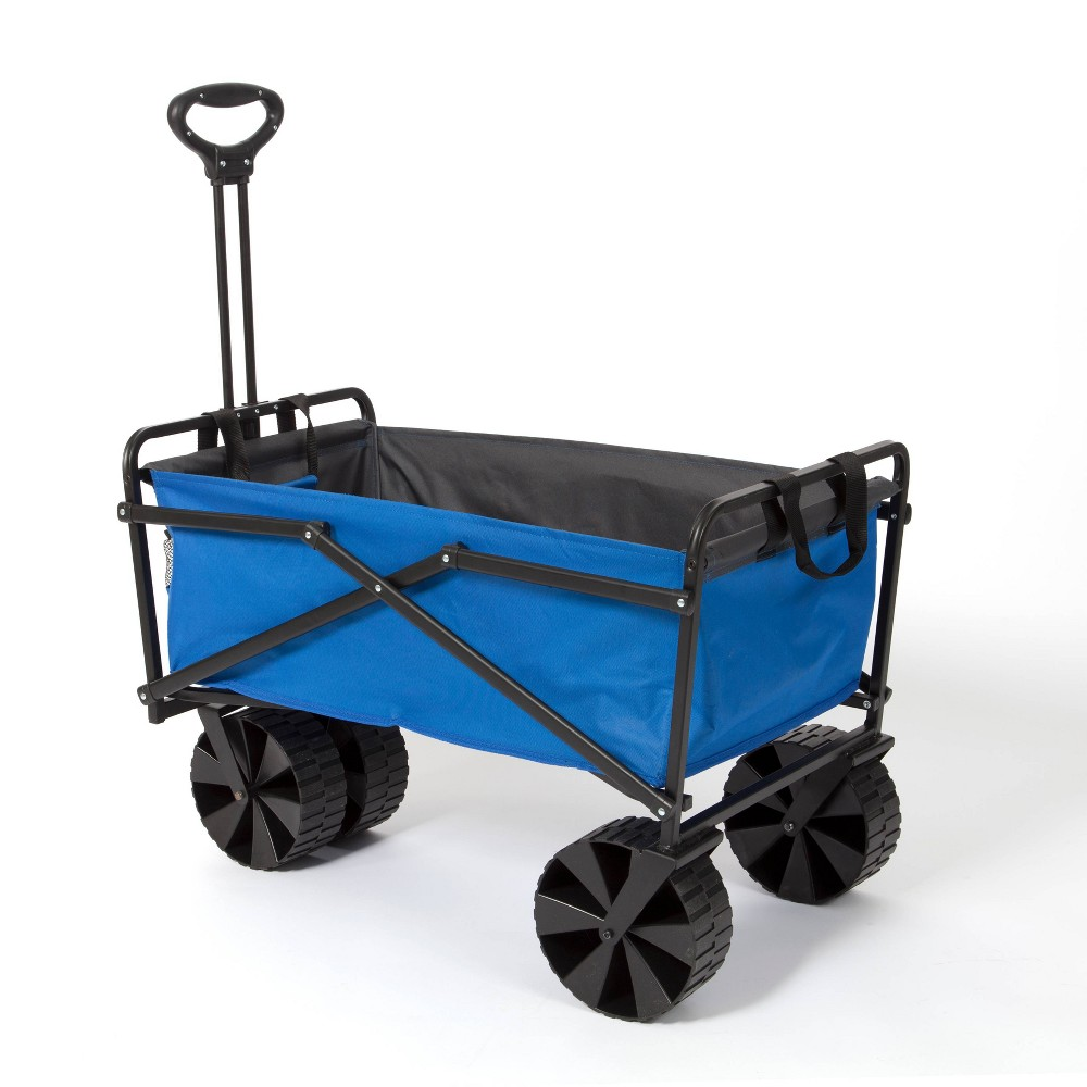 Image of Seina Sand Mate Beach Wagon - Blue