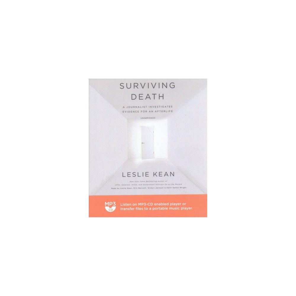 Surviving Death (MP3-CD) (Leslie Kean)