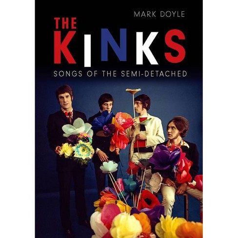 The Kinks - (Reverb) by  Mark Doyle (Paperback) - image 1 of 1