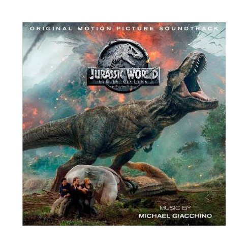 Michael Giacchino - Jurassic World: Fallen Kingdom (CD) - image 1 of 1