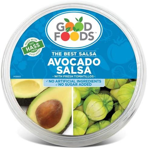 Good Foods Tomatillo Avocado Salsa - 12oz - image 1 of 1