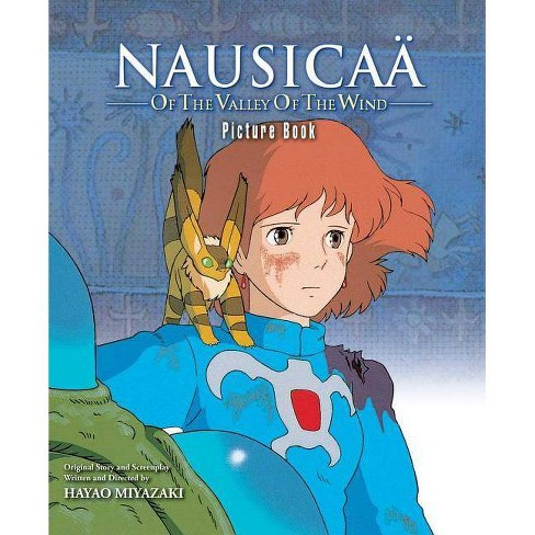 Nausicaa of the Valley of the Wind Picture Book - by  Hayao Miyazaki (Hardcover) - image 1 of 1