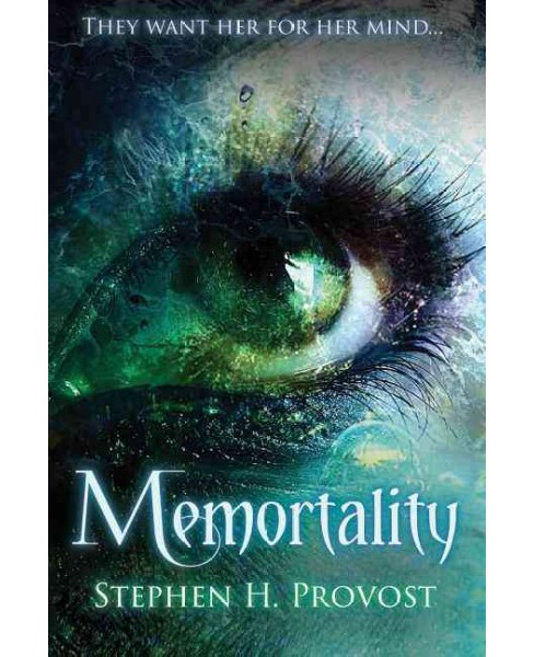 Memortality (Paperback) (Stephen H. Provost) - image 1 of 1