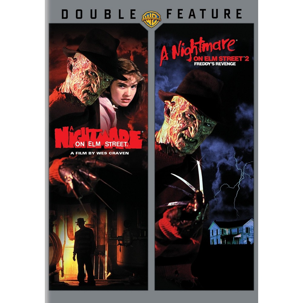 Nightmare On Elm Street 1 & 2 (Dvd)