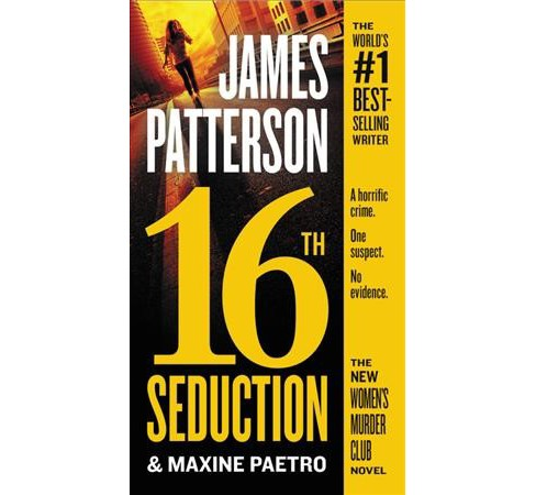 16th Seduction -  Large Print by James Patterson & Maxine Paetro (Hardcover) - image 1 of 1