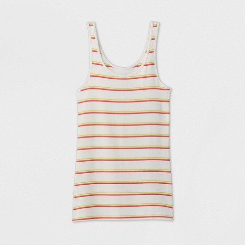 Women's Slim Fit Any Day Tank Top - A New Day™ - image 1 of 4