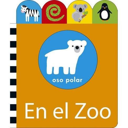 En El Zoo - by  Roger Priddy (Board_book) - image 1 of 1