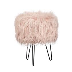 Awesome Georgia Vanity Stool Safavieh Target Machost Co Dining Chair Design Ideas Machostcouk