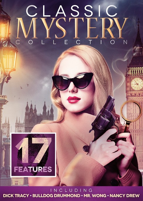 Classic Mystery Collection (DVD) - image 1 of 1