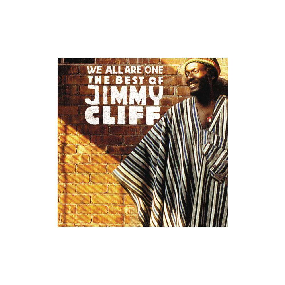 Jimmy Cliff We All Are One The Best Of Jimmy Cliff Cd