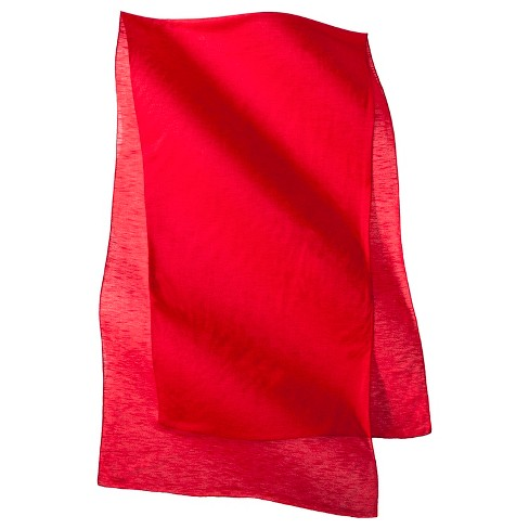 Women's Solid Fashion Scarf - Xhilaration™ Red - image 1 of 2