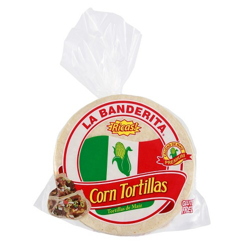 La Banderita Gluten Free Corn Tortillas - 30ct - image 1 of 1