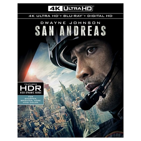 San Andreas (4K UltraHD) - image 1 of 1