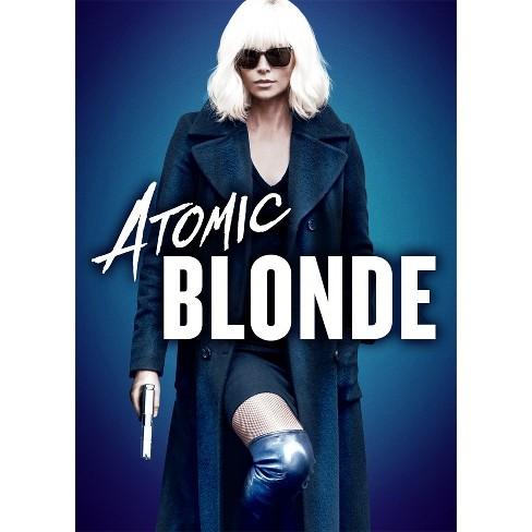 Atomic Blonde (DVD) - image 1 of 1