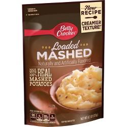 Betty Crocker Mashed Potato Loaded Pouch 4.7 oz