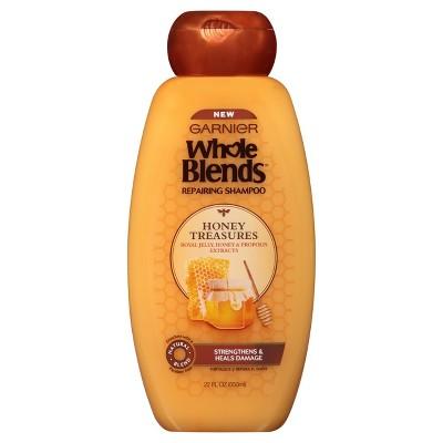 Shampoo & Conditioner: Garnier Whole Blends