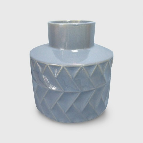 Clay Vase Blue Project 62 Target