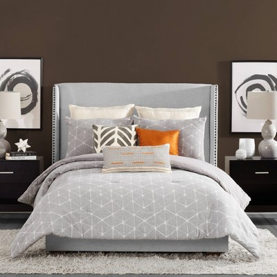 King 3pc Diamond Comforter Set - Ayesha Curry