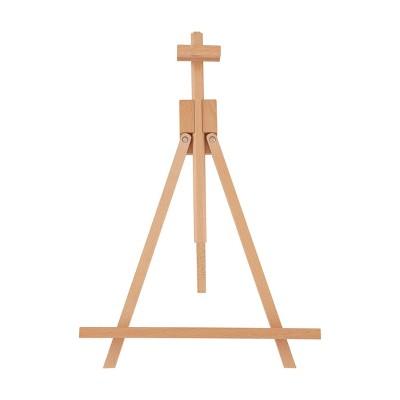 Creative Mark Art And Display Wood Table Easel - Rambler Folding Beechwood Easel