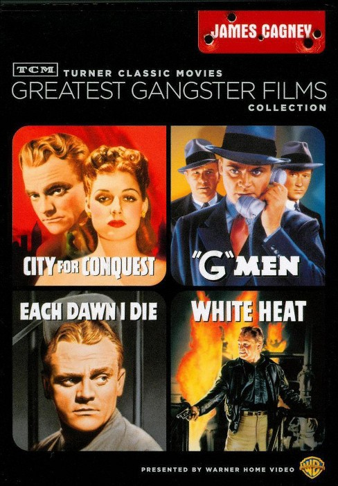 TCM Greatest Gangster Films Collection: James Cagney [2 Discs] - image 1 of 1
